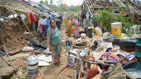 Centre Sanctions Rs 4432 Crore as Disaster Aid Package for 3 States; Kerala Left Out