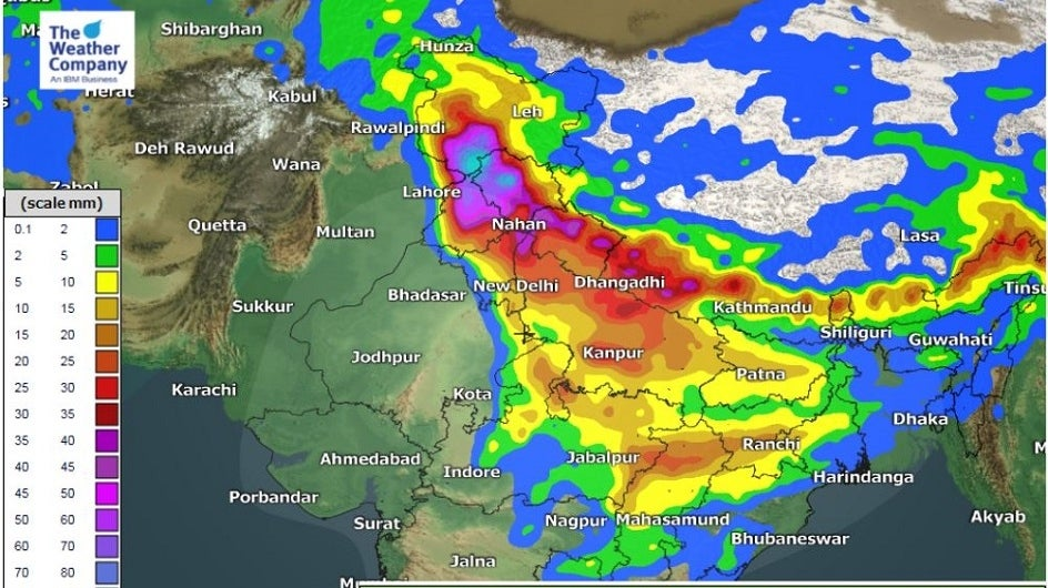 More Snow, Rain, Storms in Store for North, Northeast India