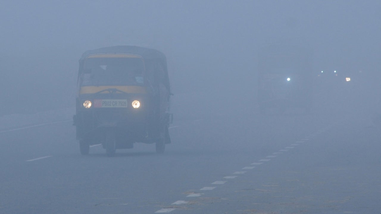 Under these favourable conditions—clear skies, calm winds and low temperatures—dense fog is forecast across the Indo-Gangetic plain during the next three days. Road traffic, railways and flight operations are likely to be affected.