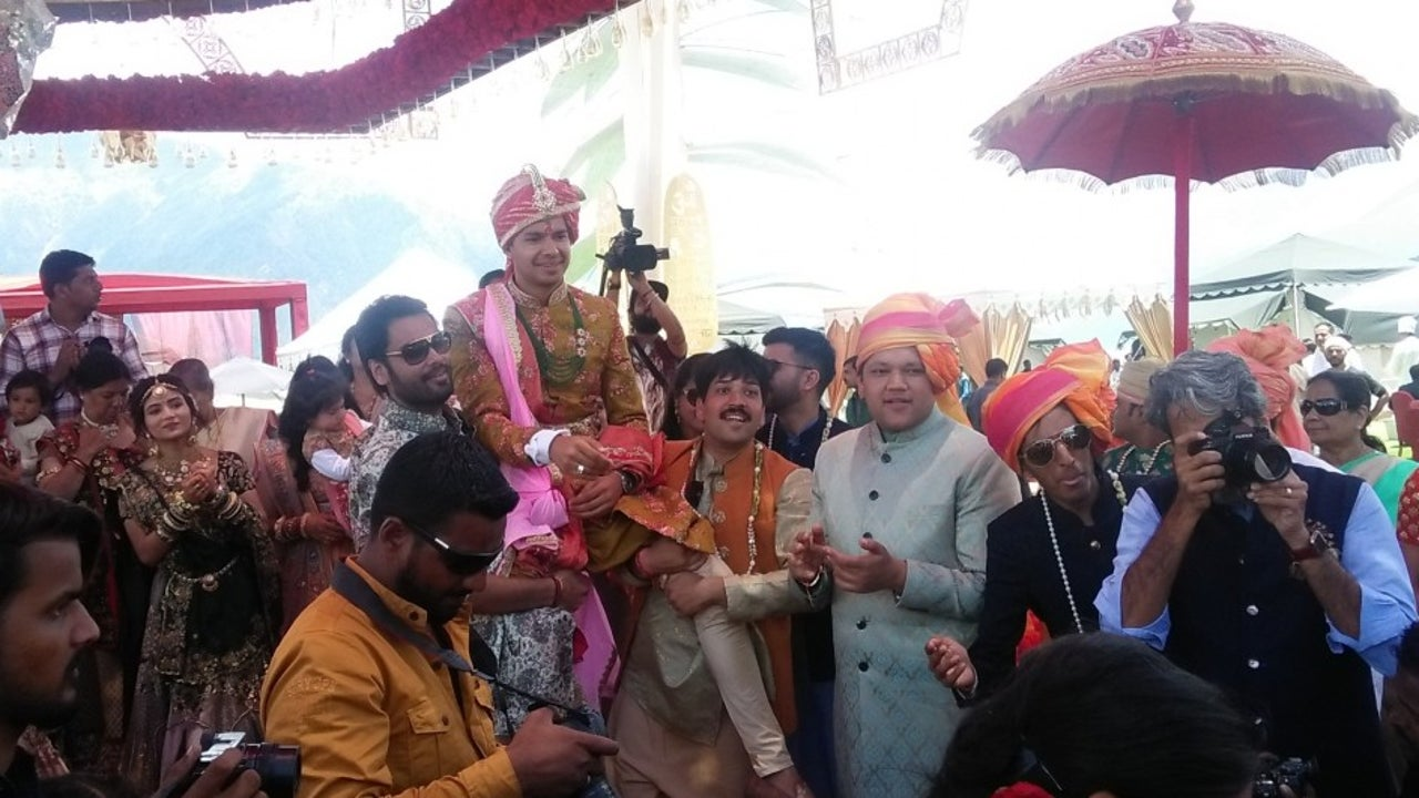 The Gupta weddings, held between June 18 and 22, were estimated to have cost Rs.200 crore