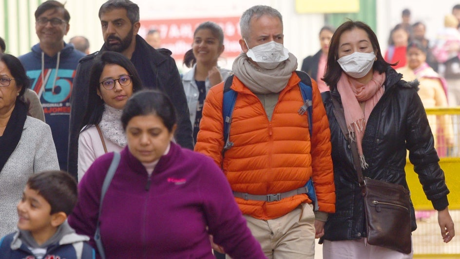 Gurugram Had Only Three Good Air Days in All of 2018