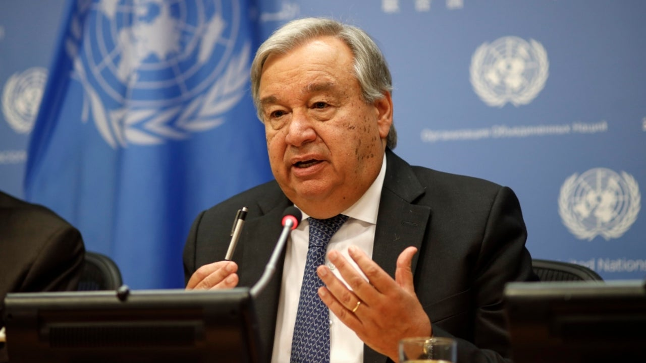 Secretary-General Antonio Guterres has asked the banking industry to align its business goals with the Sustainable Development Goals.
