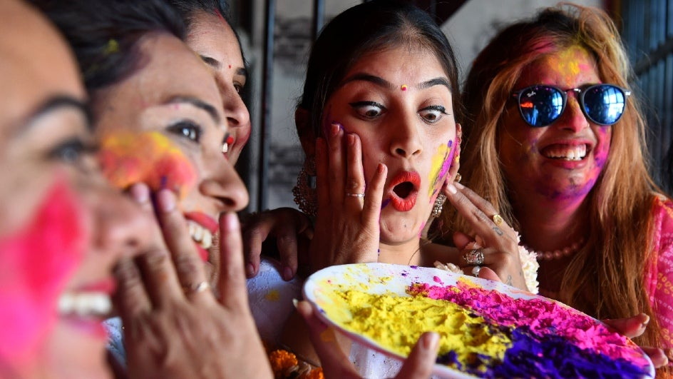 Rains to Take Active Part in Holi Celebrations Across India