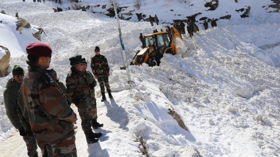 Rain, Snow Wreak Havoc Across Himachal Pradesh