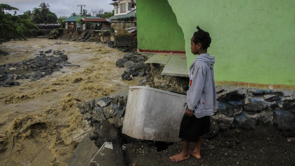 Toll in Indonesia Floods, Landslides Now 79