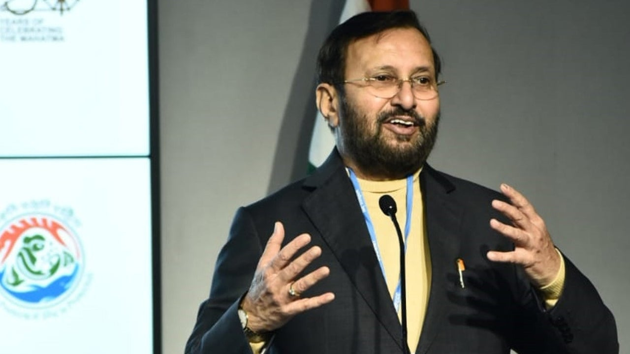 Union Environment Minister Prakash Javadekar called for the developed world to demonstrate its commitment to global climate action.