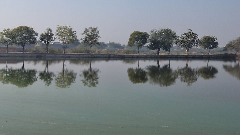 Traditional Water Management Practices of India: Potential Solutions to Current Water Woes?