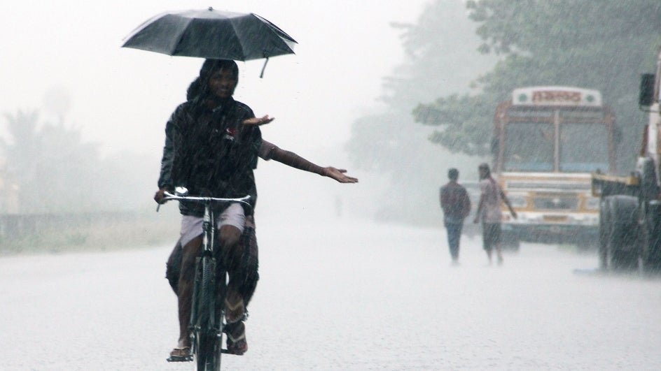 Pre-monsoon Showers May Provide Little Relief to Dry Kerala