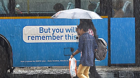 Kerala Rains: 1500 Moved to Relief Camps