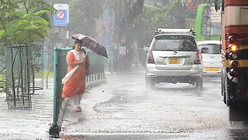 Kerala Remains Dry as Rainfall Deficit Widens to 43%