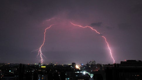 The Weather Channel News Wrap: Lightning Kills 30 in Bihar, and Other Top Headlines