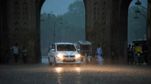 File photo: Rain in Lucknow, Uttar Pradesh (Manoj Chhabra/BCCL Lucknow)