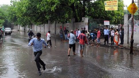 Image result for rain in uttar pradesh
