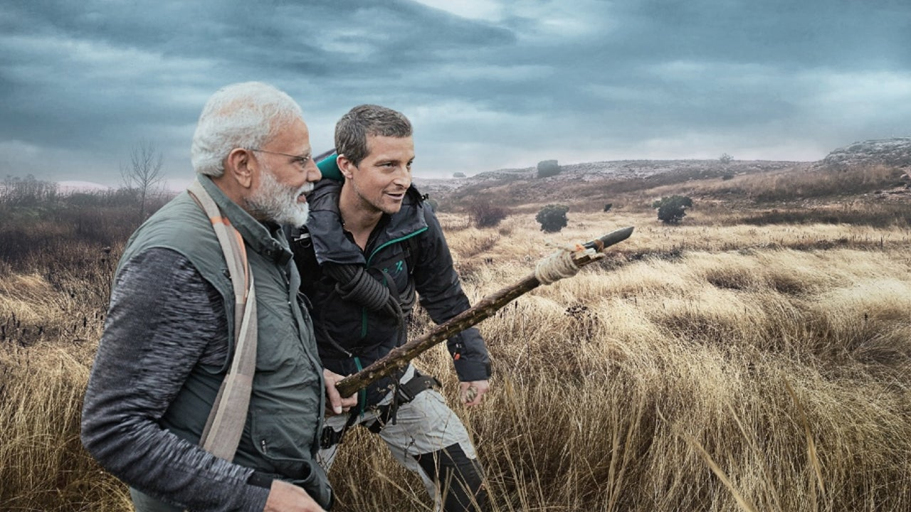 Referring to his appearance on 'Man vs Wild' on Discovery Channel, Prime Minister said that the broadcast of this programme in 165 countries would familiarise the world with the message, the traditions and the empathy for nature in India.