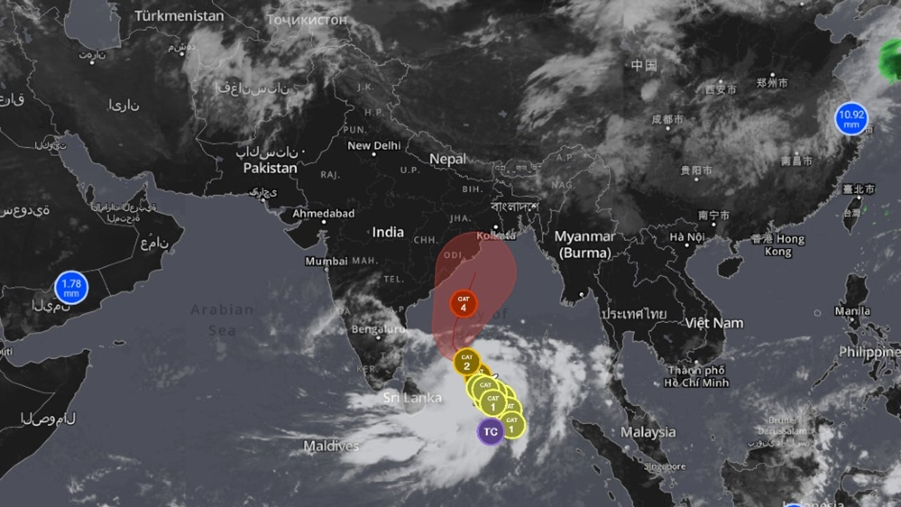 Cyclone Fani: No Major Impact Seen till Friday, Possible Risk for