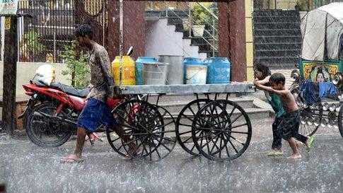 Monsoon Receives Fresh Push; Rainfall Deficit Drops Slightly