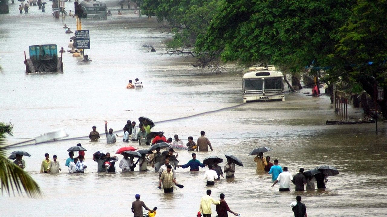 Here's How Monsoon Fury Swamped Mumbai Fourteen Years Ago