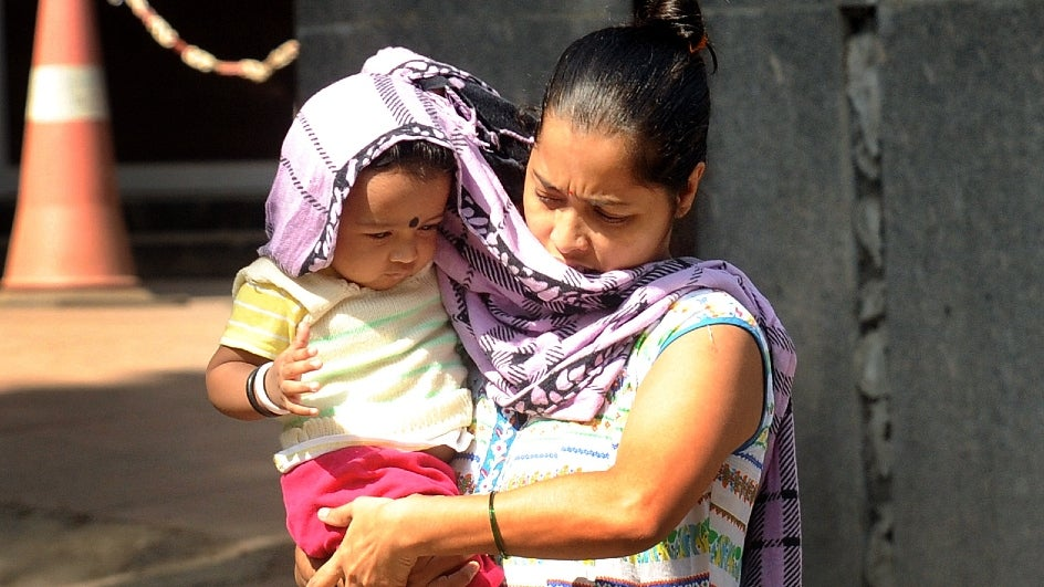 Mumbai's Temperatures Witness a Rise