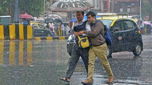 Rainy Week Ahead for Mumbai