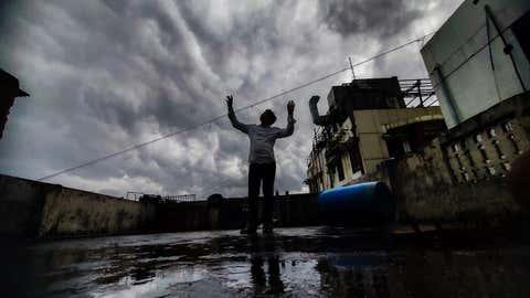 File photo: Heavy rain drenches Nagpur, Maharashtra (Aniruddhasingh Dinore/BCCL Nagpur)