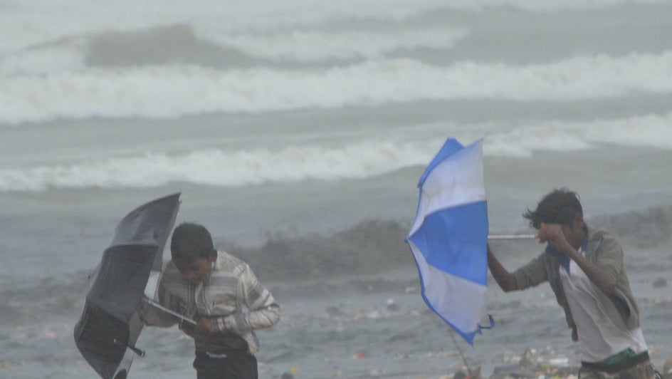 Cyclone Phethai Dissipates; Rain May Continue in Northeast