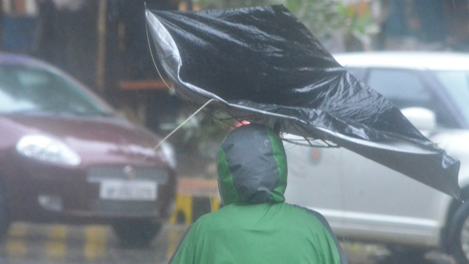 Cyclone Phethai Passes, Leaves Wet, Cold Trail