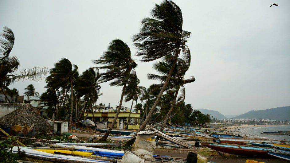 Cyclone Phethai Likely to Bring Heavy Rain to Coastal Andhra Pradesh