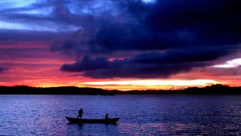 File photo of fishermen in Port Blair (Sudipto Das / BCCL, Kolkata)