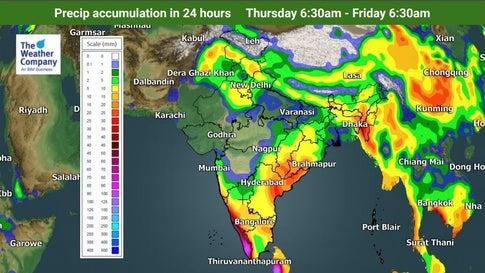 Death Toll in Assam, Bihar Floods Rises to 97