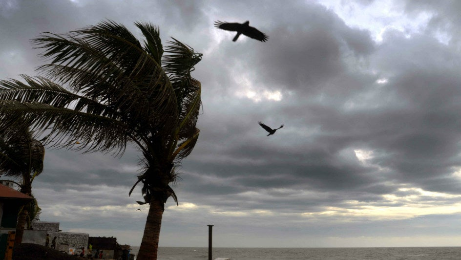 35 Coastal Andhra Villages Put on High Alert