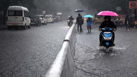 File photo: Heavy rains lashed KK Nagar in Chennai this January. (C Suresh Kumar/TOI, BCCL, Chennai)