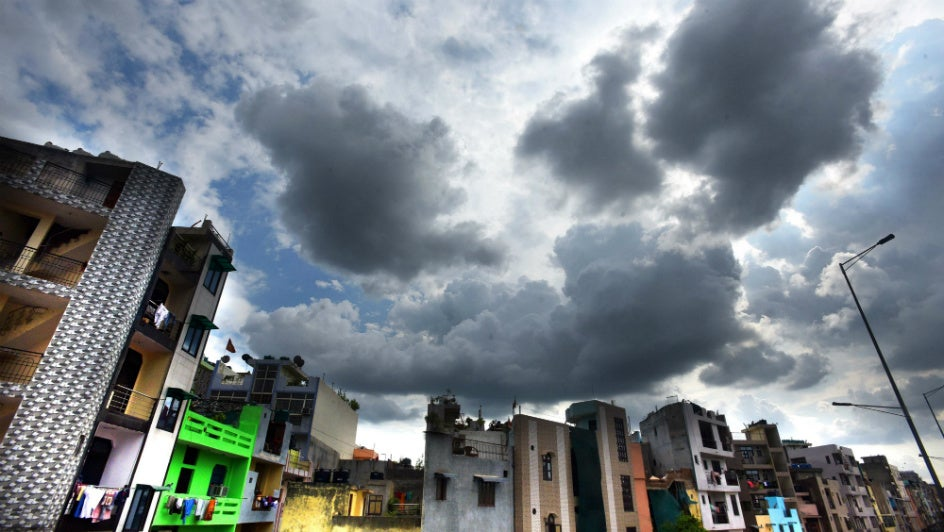 Rain Brings Chill in Air across North-East