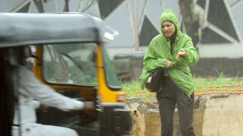 Monsoon Covers Entire India; Deficit Stands at 17%
