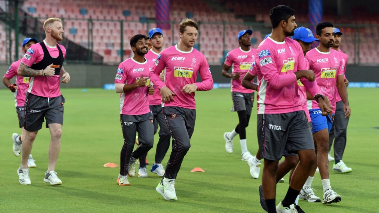 Cloudy Skies in Jaipur Ahead of Rajasthan-Punjab Clash