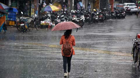 File photo: Rain in Ranchi, Jharkhand (Mahadeo Sen/BCCL Ranchi)