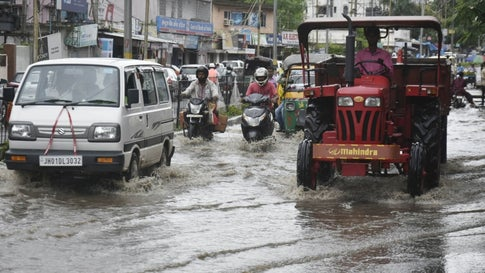 250 Rescued in Jharkhand as Incessant Rains Continue