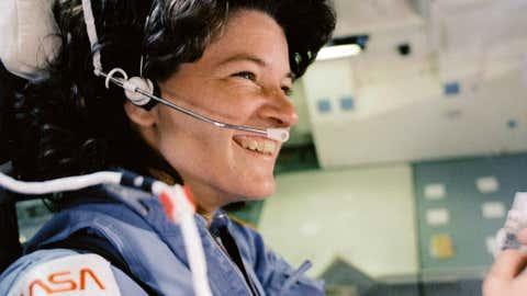 Sally Ride. (NASA)
