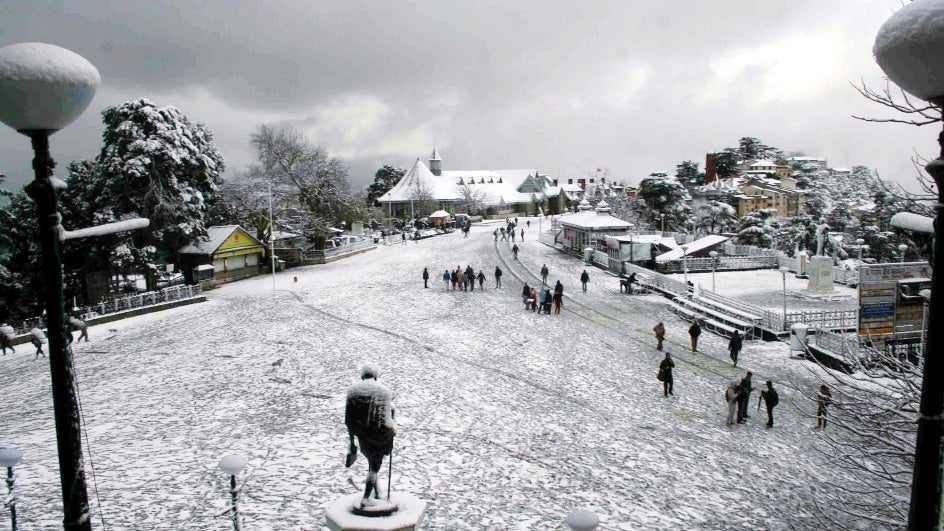 Himachal Pradesh: Bad Weather Forces Schools' Closure in Chamba; Traffic Disrupted