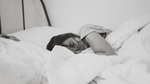 in sleep patterns