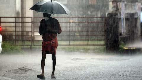 Heavy rains. (R K Sreejith/TOI, BCCL)