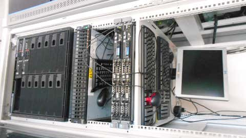 Representative image of a supercomputer. (TOI Mangalore/BCCL)