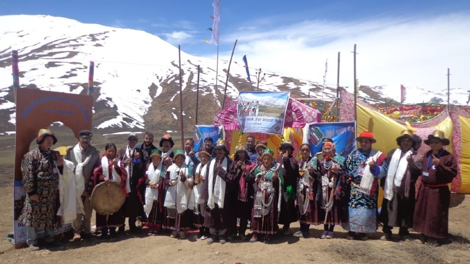 70 Indians Vote at Altitude of 15,256 ft, in World's Highest Polling Station