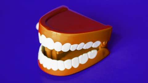 Teeth. (IANS)