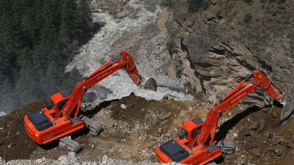 Arunachal Pradesh Hit by 5.8-Magnitude Quake; Quakes Also Recorded in Nepal, Tibet