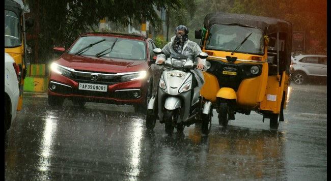 Monsoon 2019 Live Updates: Widespread Rain, Thunderstorms in