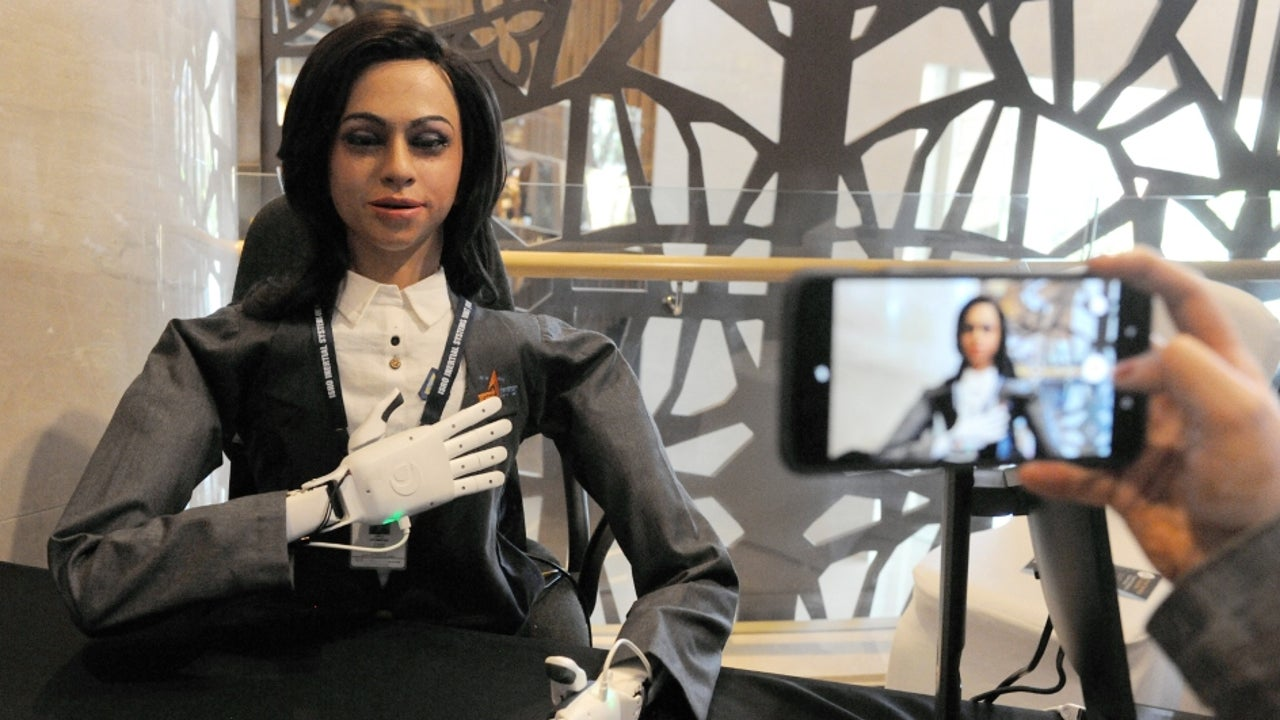 Vyom Mitra can recognise humans, answer questions as well as carry out certain experiments. In her own words, she can mimic human activity, assist astronauts, monitor module parameters, send alerts and perform life support operations.
