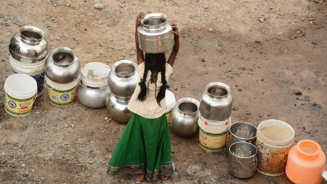 In his Independence Day speech, PM Modi said around half of poor households in India do not have access to drinking water. Due to this, women and girls have to walk several kilometers to fetch water. Calling it unfortunate that so many people lack access to water even 70 years after independence, he said the situation would change in the next five years.