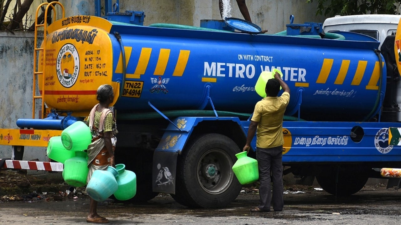 Tatkal'-Like System For Booking Water in Chennai   The