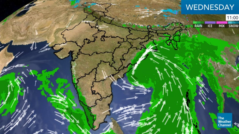 As 'Phethai' Dissipates, Another Threat Looms over Southern India