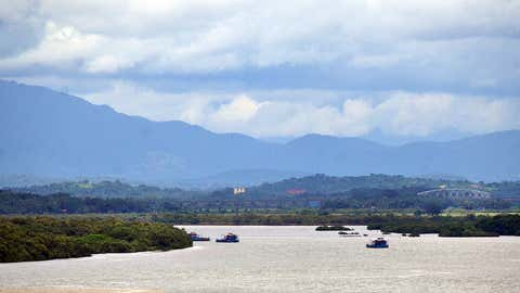 The Goa section of the Western Ghats. (Rajtilak Naik/TOI, BCCL, Panaji)